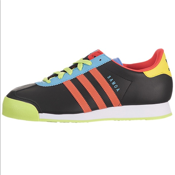17d483c000be42 adidas Shoes - Adidas Original Neon Samoa Sneakers retro 7